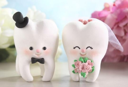 Wedding Day Tooth Whitening